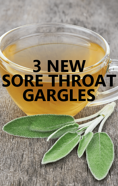 how to kill a sore throat