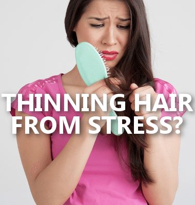 Dr Oz: Thinning Hair Cause, Stomach Stress Hormones & Breakouts
