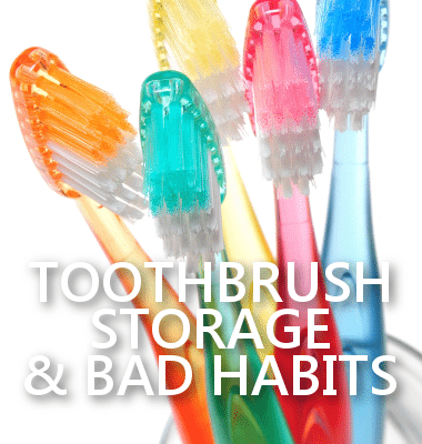 Dr Oz: Best Place to Store a Toothbrush + Women Using a Man's Razor?