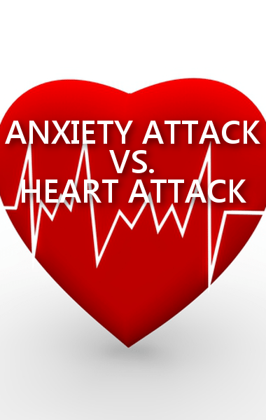 dr oz anxiety attack vs heart attack symptoms heart