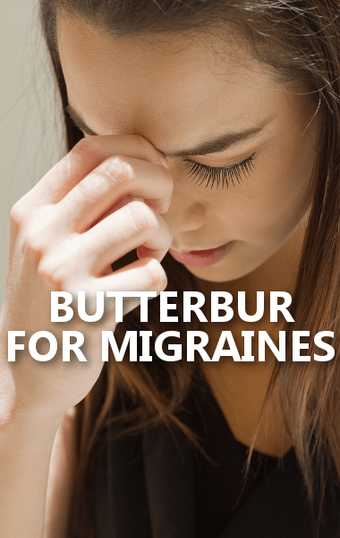 Does it work? Can butterbur help relieve migraine?
