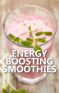 Dr Oz: Eat Clean Diet Food Rules & Energy-Boosting Smoothie Recipe