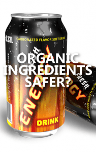 Dr Oz: Guarana Hidden Caffeine + Organic Energy Drink Vitamin Overdose