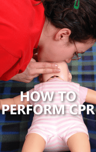 Dr Oz: How to Perform CPR on a Child & Woman Saves Nephew's Life