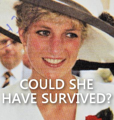 Dr Oz: Princess Diana Internal Bleeding & Survivable Injuries?