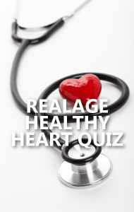 Dr Oz: Real Age Heart Quiz, CHD Family History + Time Spent Sitting