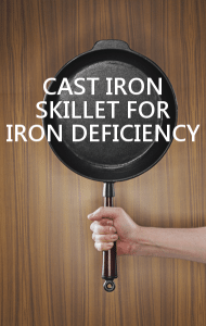 Dr Oz: Signs of an Iron Deficiency & Cast Iron Skillet Health Benefits