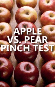 Dr Oz Pinch Test: Are You An Apple or Pear? Heart Problems & Diabetes