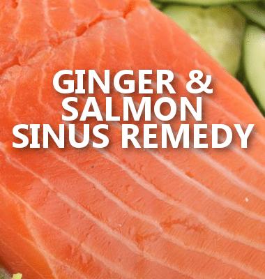 Dr Oz: Ginger Sinus Headache Remedy & Veggie Omelet Allergy Fighter