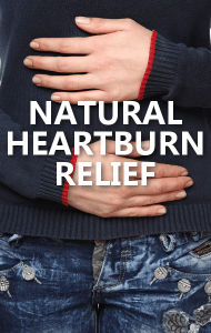 Dr. Oz talked about natural ways to beat heartburn on his show December 15, 2014.