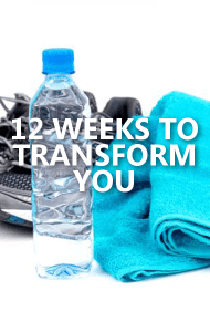 Dr Oz: Transform YOU Free 12-Week Diet Fitness Program with David Buer