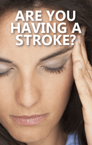 Dr Oz: Stroke Symptoms in Women & How to Lower Your Stroke Risk