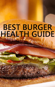 Dr Oz: Salmon Burger Fights Belly Fat & Low-Fat Bison Cheeseburger