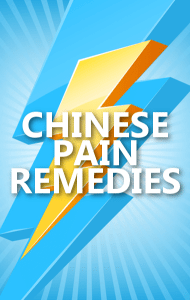 Dr Oz: Corydalis Pain Remedy & Wu Yang Pain Plaster for Muscle Aches