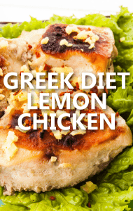 Dr Oz: Lemony Grilled Chicken Recipe & Greek Diet Health Benefits