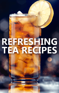 Dr Oz: Iced White Tea, Matcha, Mate & Iced Turmeric Tea Recipe
