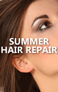 Dr Oz: Preventing Green Hair, Summer Frizz & Deep Conditioning