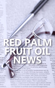 Dr Oz: Red Palm Fruit Oil Update & Cooking Oil Supermarkets Ban