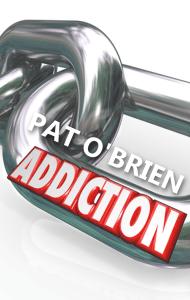 Dr Oz: Pat O'Brien Addiction, Rehab, Rock Bottom + Memoir Review