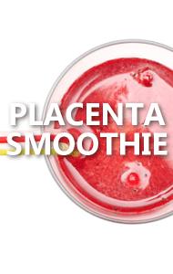Dr Oz: Kim Zolciak Placenta Smoothie for Postpartum Depression