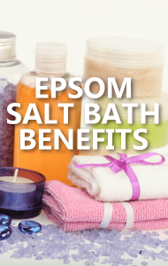Dr. Oz: How Can Epsom Salt Baths Benefit Us and Help Get Rid of Pain?
