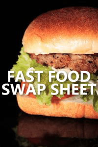 Dr. Oz: Fast Food Fake Out Plan & Customizing Food At A Burger Place
