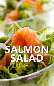 Dr. Oz: Ben Pollinger's Salmon Salad with Spinach and Mustard Recipe