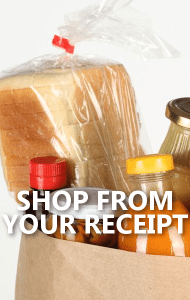 Dr. Oz: Using the Receipt as a Grocery List & Red Lights Over Meat