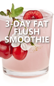 Dr Oz: 3 Day Fat Flush Shopping List & Fatty Acid Breakfast Shake