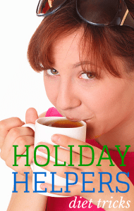 Dr. Oz: Holiday Cheat Sheet & Drink White Tea to Maintain Your Weight