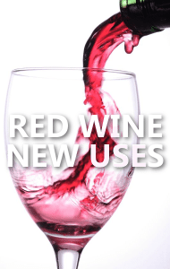 Dr. Oz: Red Wine for Cleaning Fruit, Shrinking Pores & Braising Ribs