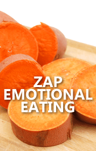 Dr Oz; Microwave To Zap Emotional Eating, Brown Rice + Sweet Potatoes