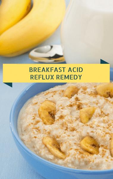 do bananas cause acid reflux