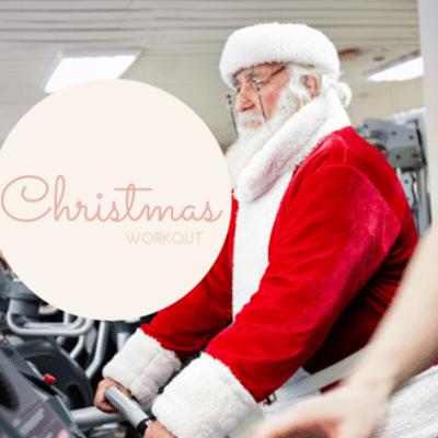 Christmas Dinner Workout, Seasonal Weight Gain & Class Pass Review