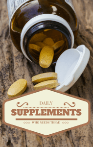Dr. Oz: Why Should We Take a Daily Multivitamin & How to Choose One