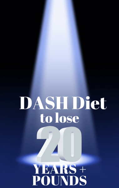 'The DASH Diet Younger You': New DASH Diet from the Inside Out