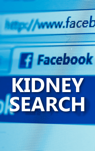 Dr. Oz Man Posts Photo Online For a New Kidney & Social Media Benefits