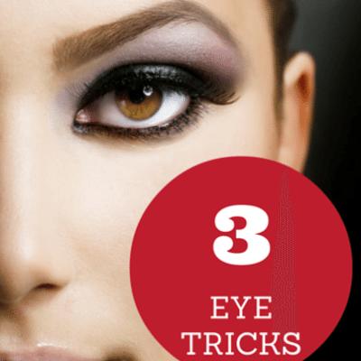 Easiest Way To Apply Fake Eyelashes, Smoky Eye Technique + Mac Glitter