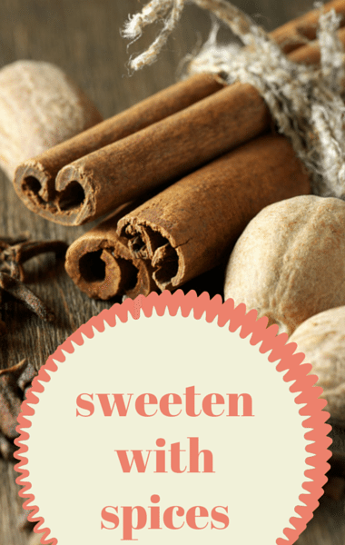 Dr Oz: Sweet Spices, Pantry Essentials & The Sparkle Effect Cheers