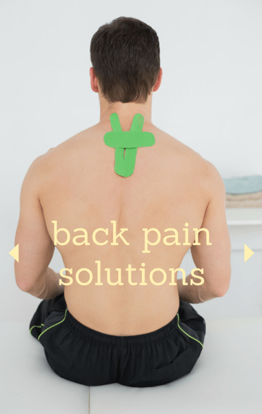 Dr. Oz: 10 Minute Back Pain Solutions & Cold Temperature Therapy