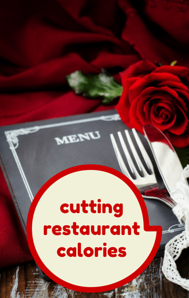 Restaurant Menu Trigger Words, Cutting Calories & Butter for Bread