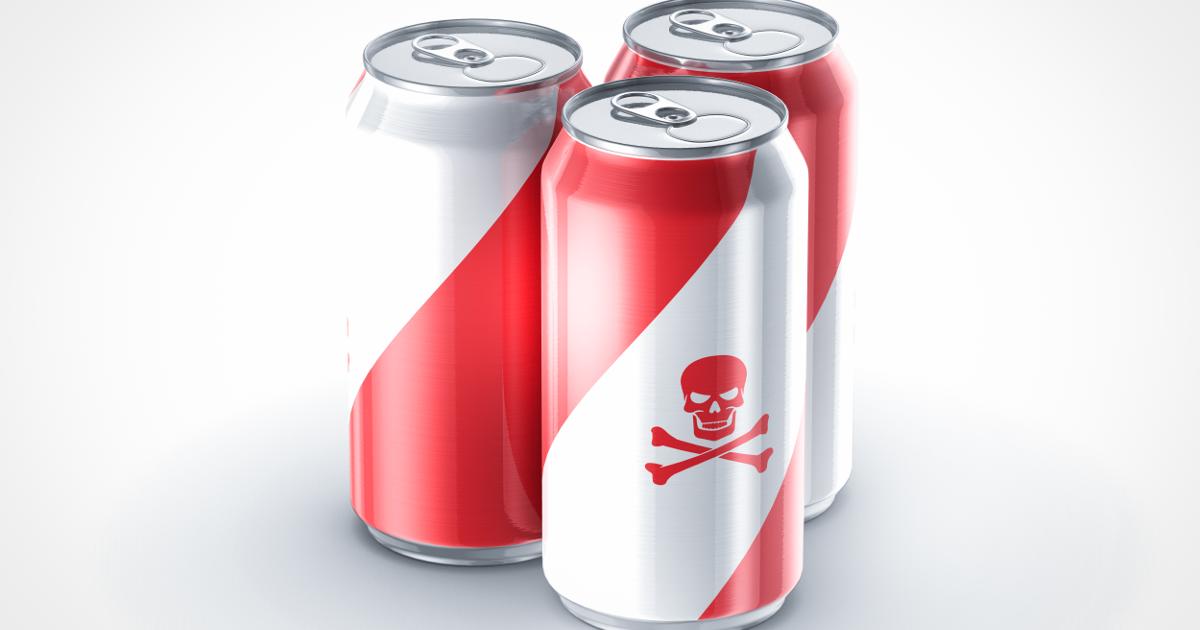 Dangers Of Drinking Diet Soda