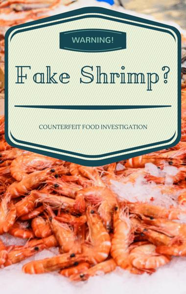 Dr Oz Food Fraud: Counterfeit Shrimp, Greek-Style Yogurt & Turmeric