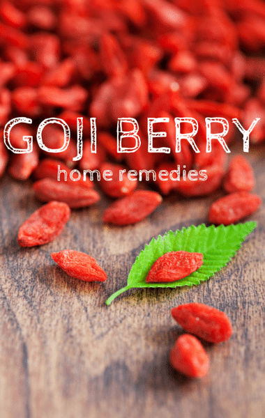 Dr. Oz: Goji Berries Help Anxiety, Boost Immunity & Prevents the Flu