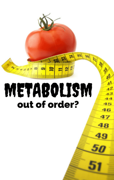 Dr. Oz: Difficulty Losing Weight, Thyroid & What is a Slow Metabolism?