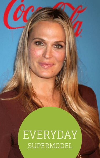 Molly Sims: The Everyday Supermodel, Spaghetti Squash + Greek Yogurt