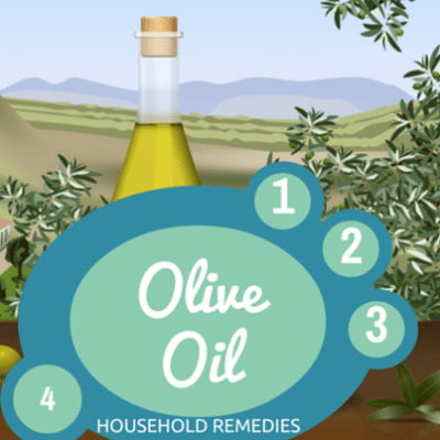 Dr. Oz: Olive Oil for Constipation, Removing Gum from Hair & Soft Skin