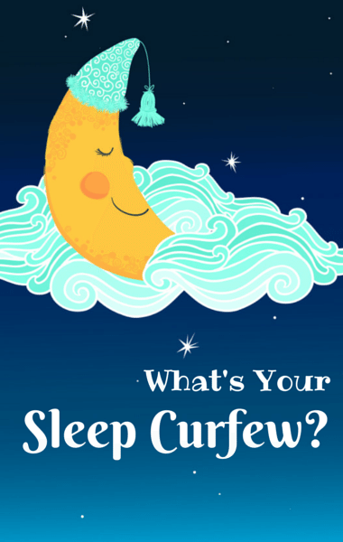 Dr Oz: How to Have a Sleep Curfew, Bedtime & Put Your Electronics Away