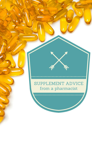 Dr. Oz: Why Should We Take Supplements? CoQ10, Fish Oil & Vitamin D