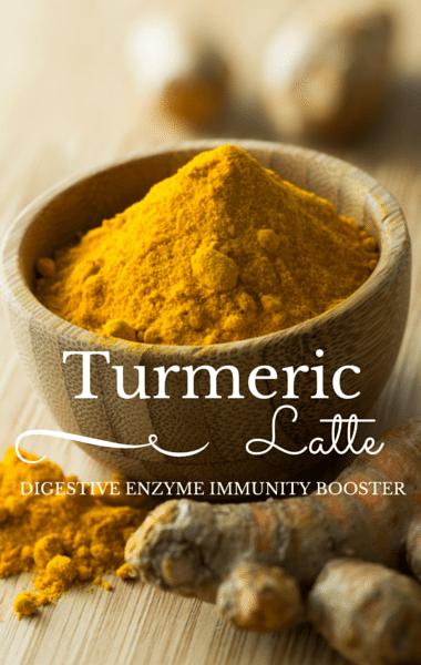 Dr Oz: Immunity-Boosting Turmeric Latte Recipe & Digestive Enyzmes